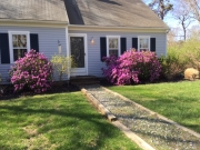 Cape Cod vacation rental on 189 Nobscussett Road in Dennis, MA
